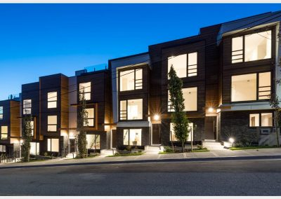 Synergy Townhomes