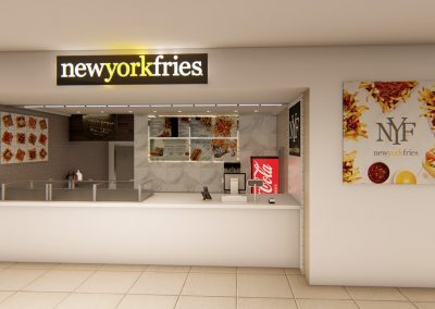 New York Fries at Park Royal Shopping Centre
